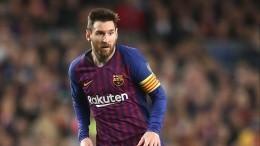 Лионель Месси и«Барселона» разгромили «Ливерпуль» на«Камп Ноу»