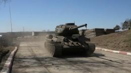 «Боевая подруга»: наДальнем Востоке восстановили уникальный Т-34