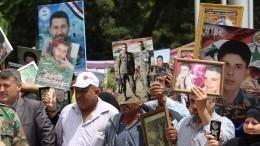 «Бессмертный полк» пройдет маршем пошести городам Сирии