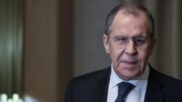 Лавров заявил онесовместимости позиций России иСША поВенесуэле