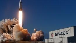 SpaceX назвали вероятную причину аварии входе испытаний Dragon-2