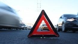 Известная гимнастка сбила пешехода вМоскве