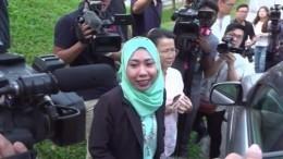 Суд отпустил изтюрьмы вьетнамку, обвиняемую вубийстве брата Ким Чен Ына
