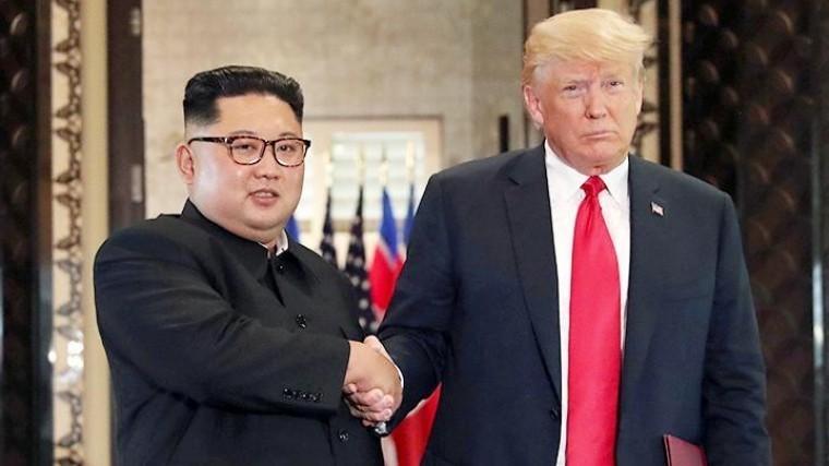 «Сделка случится!»— Трамп заявил, что верит Ким Чен Ыну