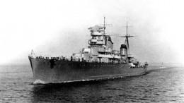 Надне Баренцева моря нашли советский противолодочный корабль