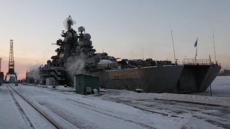 ВСША признали модернизированный «Адмирал Нахимов» самым мощным вмире