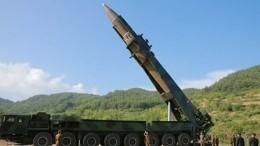 КНДР подтвердила проведение ракетных пусков
