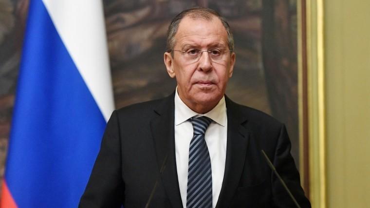 Лавров призвал США отказаться от«безответственных планов» посвержению Мадуро