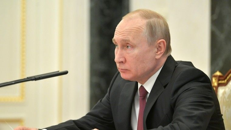 Путин выразил соболезнования всвязи сгибелью людей в«Шереметьево»