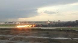 Трагедия посекундам: Хронология ЧПссамолетом Superjet-100 в«Шереметьево»