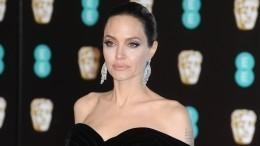 Анджелина Джоли рассказала опоразившем еепараличе
