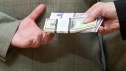Замначальника полиции Кузбасса задержан поподозрению вполучении взятки