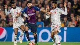 Сможетли «Ливерпуль» сотворить чудо ипройти «Барселону» в½ Лиги чемпионов