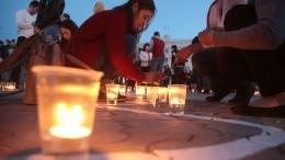 ВКрыму прошла патриотическая акция «Зажги свечу памяти»