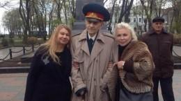 Организатора аналога «Бессмертного полка» задержали вКиеве
