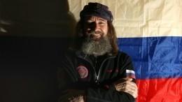 Федор Конюхов впервые вистории пересек Тихий океан навесельной лодке