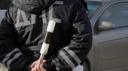 Наокраине Петербурга загорелся заброшенный пост ДПС— видео
