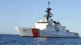 Корабль США вошел втерриториальные воды Венесуэлы