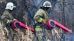 Пострадавшим отпожаров жителям Забайкалья выделили 450 миллионов рублей