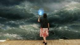 Можноли отреставрировать пролежавшие 120 лет надне моря картины Айвазовского?