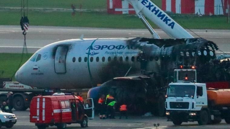 ВСКсообщили обидентификации тел 40 жертв катастрофы в«Шереметьево»