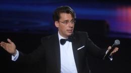 Галкин водном фартуке показал пародии наВикторию Боню иДмитрия Нагиева