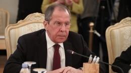 Лавров заявил оготовности квыстраиванию конструктивных отношений сСША