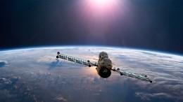 Магнитная буря может повлиять наработу орбитальных спутников— видео