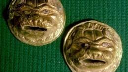 Видео: Старинный клад, датированный IV веком донашей эры, нашли под Астраханью