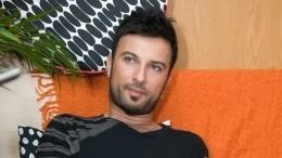 Турецкий певец Таркан дал первый задесять лет концерт вРоссии