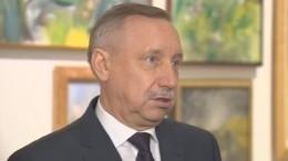 Беглов рассказал, как Петербург отметит 350-летие содня рождения Петра I—видео