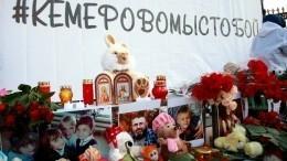 Суд вКемерове приступил крассмотрению уголовного дела опожаре в«Зимней вишне»