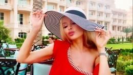 Алена Кравец поделилась секретами ухода зателом нароскошном курорте— фото