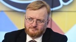 «Лавка закрывается»: Милонов объявил озакрытии фем-кафе «Симона» вПетербурге