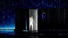 Лазарев представил свой номер вовтором полуфинале «Евровидения»— видео