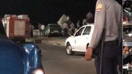 Фото: Автомобиль протаранил людей нанабережной Гаваны, есть погибшие