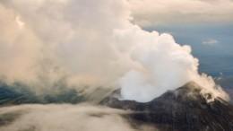 Видео: камчатский вулкан Шивелуч готовится кмощнейшему извержению