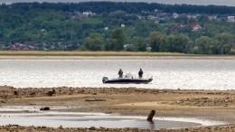 Волга обмелела: рыбаки бьют тревогу— будущий улов под угрозой