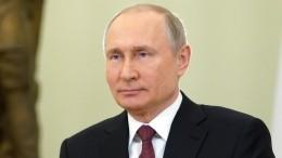 «Заслуженная награда»: Путин поздравил российского тхэквондиста Ларина спобедой