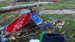 Торнадо надвигаются наСША, два миллиона американцев под угрозой— видео