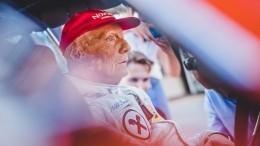 Скончался легендарный гонщик «Формулы-1» Ники Лауда