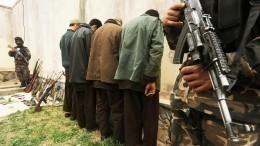 Глава ФСБ: «Награнице Афганистана сСНГ сосредоточено пять тысяч боевиков»