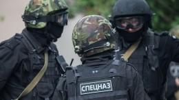 Бандиты, планировавшие теракт, заблокированы вдоме воВладимирской области