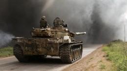 Войска Сирии отбивают атаки боевиков, те— готовят провокации