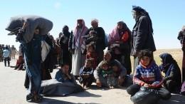 Репортаж: Эль-Рукбан— сирийский «лагерь смерти»