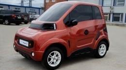 Названа стоимость нового российского электромобиля Zetta— видео