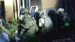 Режим КТО снят: ликвидированные входе перестрелки бандиты планировали теракт