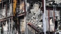 Потерпевший сообщил— звуковая сигнализация вовремя пожара в«Зимней вишне» несработала