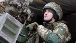Заблудившиеся украинские диверсанты попали вплен вДНР