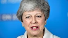 Непотянула Вrехit. Британский премьер уже завтра может подать вотставку
